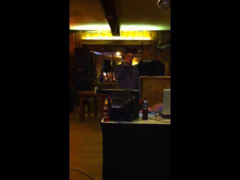 Greg singing international harvester by Craig Morgan