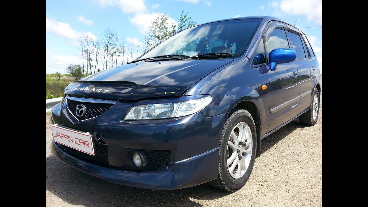 Mazda Premacy 2001 г.  К чему готовиться когда берёшь подержанный авто...