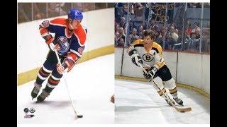 Action PC Hockey Boston Bruins 1969 vs Edmonton Oilers 1983 game 3 best of seven