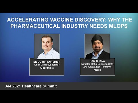 Accelerating Vaccine Discovery: Why the Pharmaceutical Industry Needs MLOps