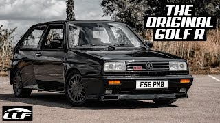 THE 31 YEAR OLD *SUPERCHARGED* MK2 GOLF G60 RALLYE