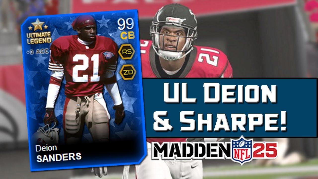 Beastly Ultimate Legends! | Madden 25 Ultimate Team ...