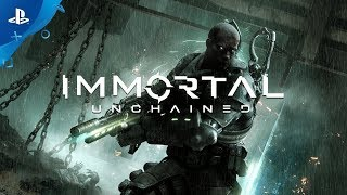 Immortal: Unchained - Launch Trailer | PS4