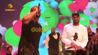 D39BANJ DON JAZZY WANDE COAL AND THE OTHER MO39HITS REUNITE ON STAGE AT DAVIDO39S 30 BILLION CONCERT
