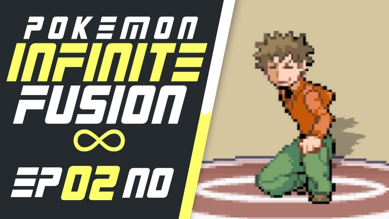 """""""MAS FUSIONES Y PRIMER LIDER"""" - Pokemon Infinite Fusion #02 w/ Didanso"""