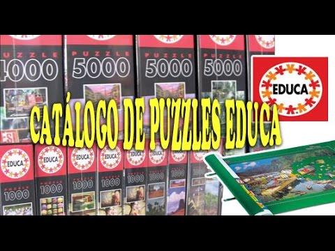 Cat logo de puzzles educa compra en diversal tu puzzle for Piezas de fontaneria catalogo