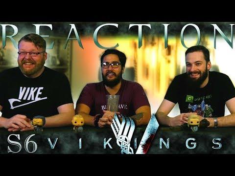 Vikings: Season 6 Official Trailer REACTION!!