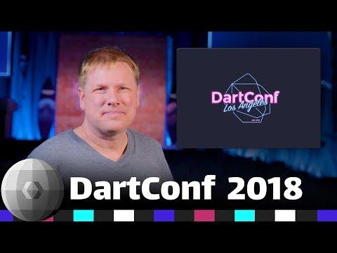 Flutter Beta & the Hamilton App - DevShow at DartConf 2018