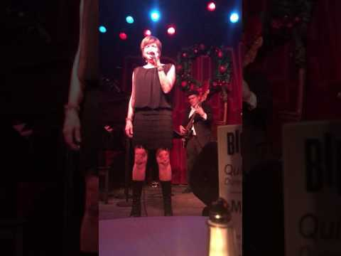 Are You Happy Now?  Karrin Allyson at Birdland, December 2016