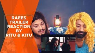 byn raees   shah rukh khan   trailer reaction by ritu kitu