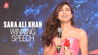 Sara ali khan's young, spunky energy is a refreshing addition to bollywood's repertoire. it not surprising then that the vivacious and gorgeous k...