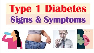 Type 1 Diabetes Signs & Symptoms | Diabetic Ketoacidosis, Complications & Why They Occur