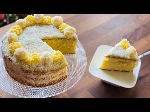 layer-cake-façon-raffaello-coco-facile-recette
