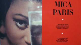Mica Paris - Breathe life into me (The Breath of Love Remix)