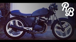 Honda CB 125 Cafe Racer Build - Ep02 - The Failed Sale