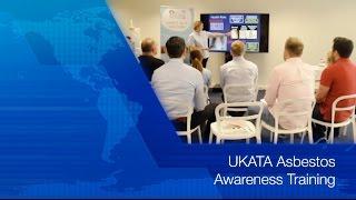 All Survey Ltd delivering UKATA Asbestos Awareness Training