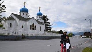 Kodiak Alaska Tour (National Wildlife Refuge, Baranov Museum, Russian Church, Alutiiq Museum) (4K)