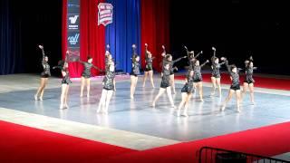 TCU Elite Dance - NDA Nationals 2011 - Seven Nation Army
