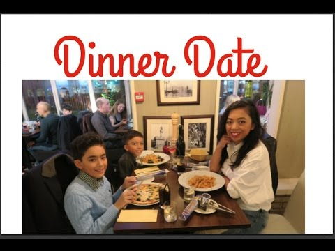 """Bournemouth Day1 """"Dinner Date"""""""