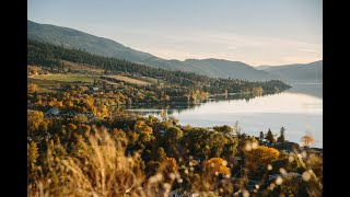Explore BC's Vineyards, Valleys & Lakes This Fall
