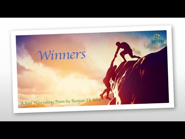 Winners - Soul Nourishing Poem