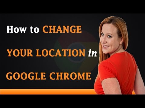 how to change your location for pc