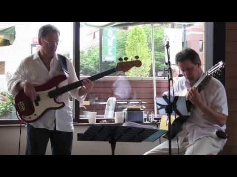 Peter Fields & Claude Arthur 8-10-13 Dawson's Market Rockville,MD