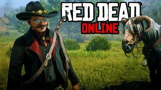Red Dead Online Frontier Pursuits Update - High Level Bounties & Tons of Money Making!