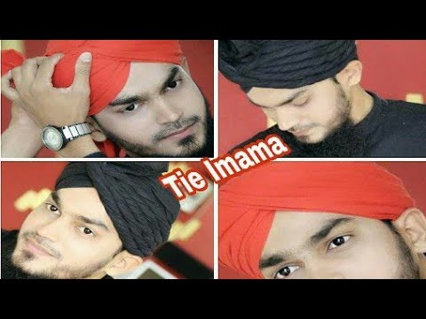 How to tie beautiful Imama in just few easy steps | عمامہ پہننے کا آسان طریقہ  | Mohsin Raza Qadri