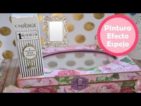 Crea y haz manualidades con hama beads doovi - Pintaunas efecto espejo ...