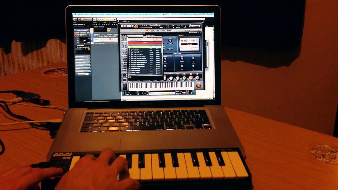 akai lpk25 making a beat and review youtube. Black Bedroom Furniture Sets. Home Design Ideas