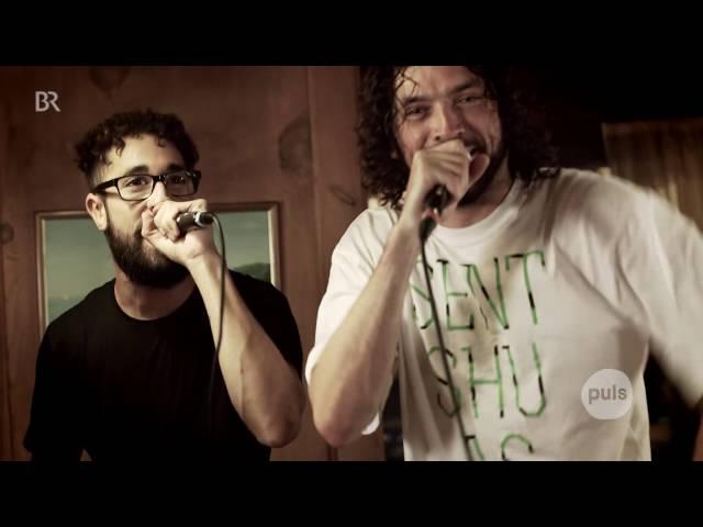 Liquid & Maniac feat. Roger Rekless & DJ Al - Bavarian Squad (PULS Live Session)