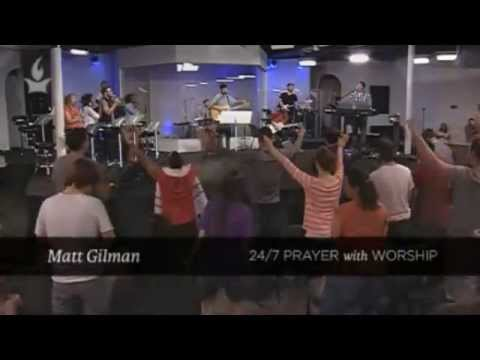 Matt Gilman's last Prayer Room set at IHOP-KC