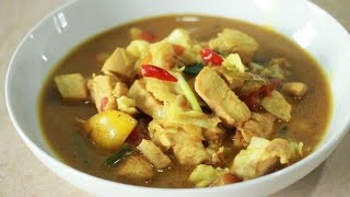 Resep Tongseng Ayam Kuliner Solo Asli Masakan Indonesia