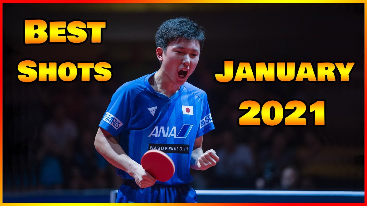 Download Best Table Tennis Shots of January 2021