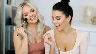 Get Ready With Us! - MAKEUP & CHILL EPISODE  2 thumbnail