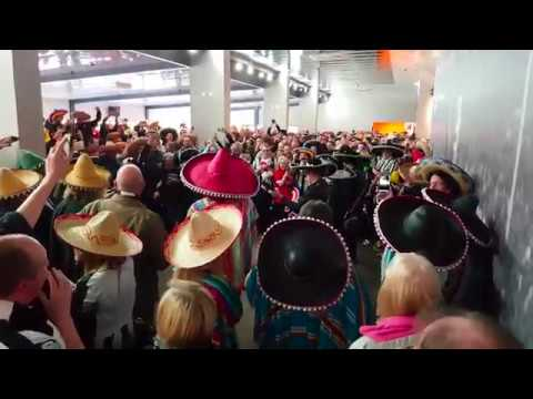 Grimsby Town Mariachi Singalong