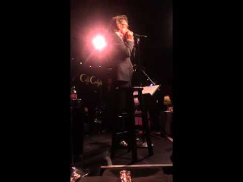 Buster Poindexter at the Carlyle