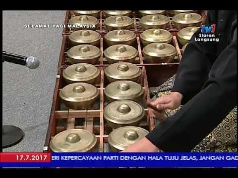 SPM 2017 - PERSEMBAHAN GAMELAN LAGU DESPACITO OLEH KUMPULAN GEMERSIK PAWANA [17 JUL 2017]