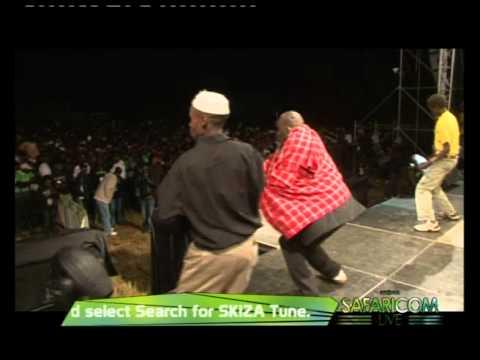 MICAH MARITIM (Niko Na safaricom Live Eldoret Concert)