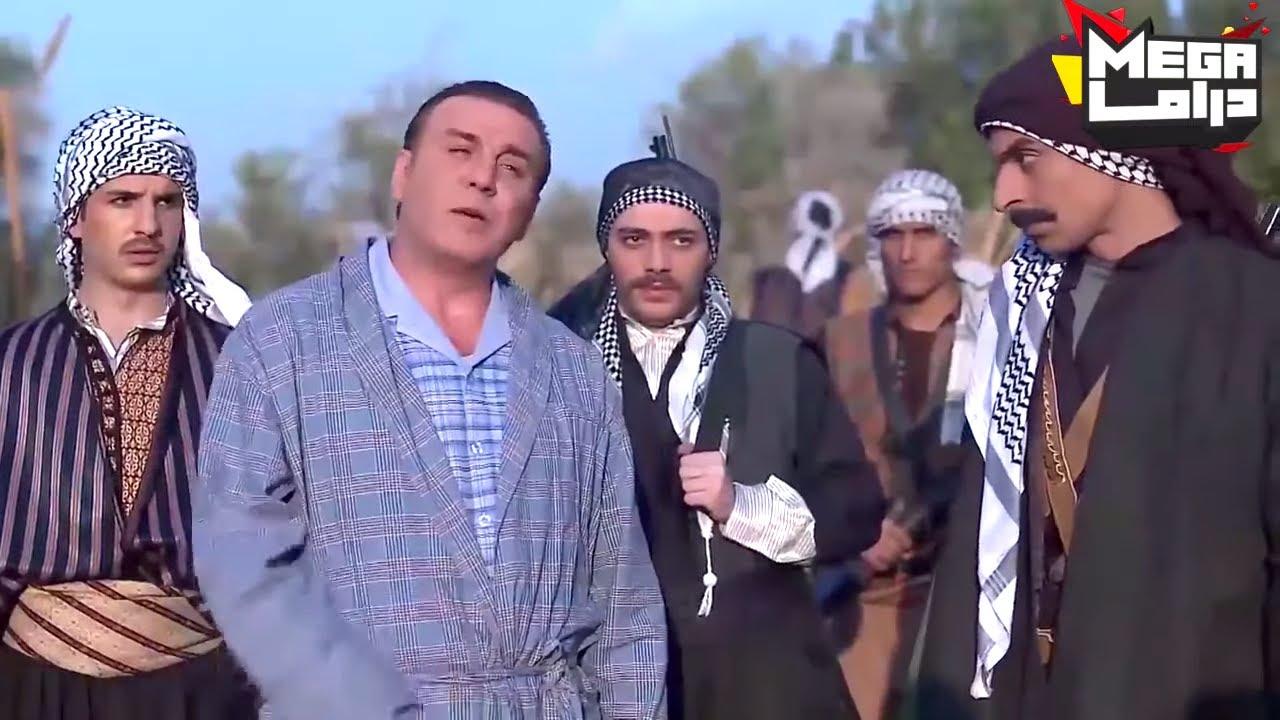 معركة القبض على عوايني الحارة وتسليمه للرجال بالمغارة مع رجال العكيد ابو عامر