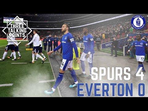 Spurs 4-0 Everton | Three Talking Points