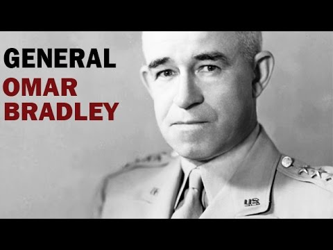 Omar Bradley - General of the US Army | Biography Documentary