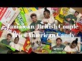 Couple Tries American Candy FUNNY | Taste Test