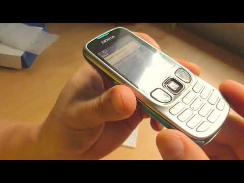 Распаковка и обзор Nokia 6303