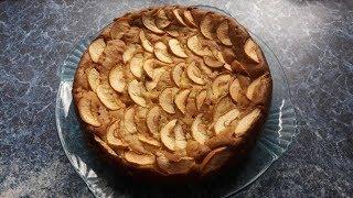 Домашний Яблочный Пирог Как Приготовить Яблочный Пирог