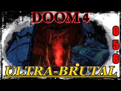 Doom 4 / Let's Play GER Part 056 / Blind /...