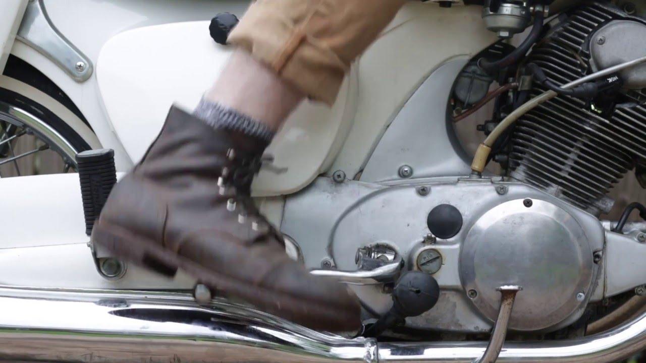 How To: kickstart a vintage motorcycle: Keep on Kickin'