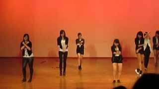 T-ara(티아라) - Cry Cry Dance Cover [NYJC KORZY 2013 T2W9 SIG concert]