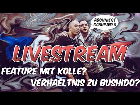 FLER Livestream - KOLLEGAH FEATURE?? 😱 Verhältnis zu BUSHIDO, Meinung zu PA Diss, Treffen mit AZAD